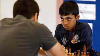 Chennai boy is world's 2nd-youngest Grandmaster