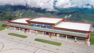 PM Inaugurates Airport In Pakyong Sikkim Airport