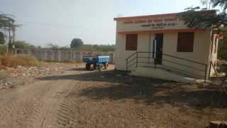 Irregularities in the funding of development work in Siddheshwar Nimbodit Anganwadi rivulet