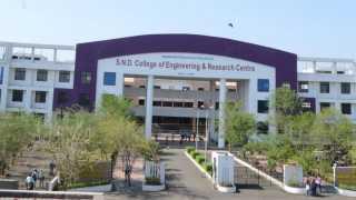 marathi news nasik news s n d t college I S O