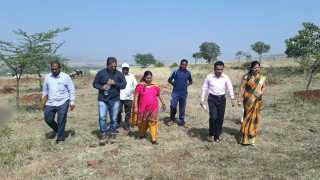 Tree plantation at supe