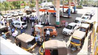 CNG gas on Sai Ganesh Petrol Pumps in Ranjangaon
