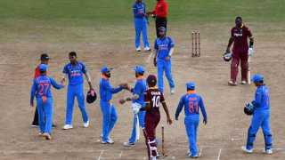 Rahane hits hundred and Kuldeep stars on debut as India win against Windies