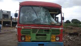 State Transport 28 lakhs loss due to agitation