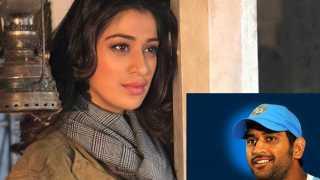 raai laxmi on MS dhoni realationship esakal news
