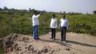Competition for taking credit for Jaitane rural hospital