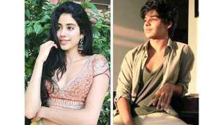 jhanvi kapoor and ishaan khattar upcoming movie Dhadak