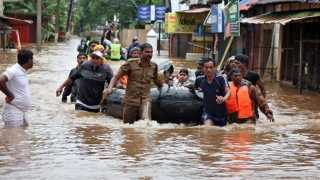 kerala floods: India grateful, but wont accept foreign donations for Keral