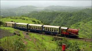 matheran mini train