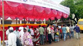 provide medical service to warkari for phadtare