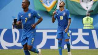 Brazil beats Costa Rica