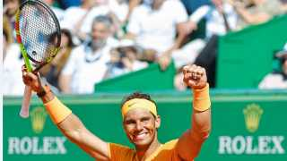 Rafael Nadal wins title