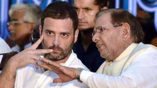 Rahul Gandhi, Sharad Yadav