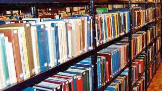 marathi news pune library literature Digitization