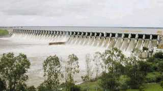Ujani Dam will 100 present full