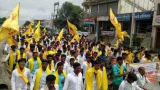 Bandh in Majalgaon-Dharu for Dhanagar reservation