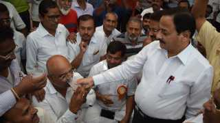 jalgaon protest against corporation called off