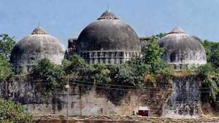 Submit report on Babri Masjid: Supreme Court