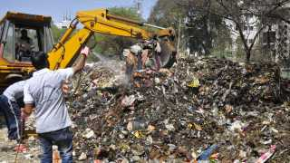Garbage in Aurangabad