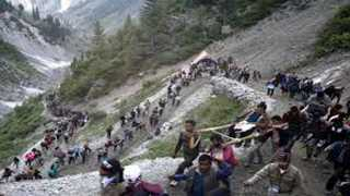 13 Amarnath pilgrims injured after their vehicle rams into truck near Jammu