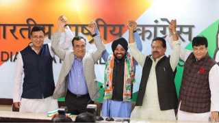 National news Politics Arvinder Singh Congress BJP