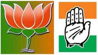 BJP-&-Congress