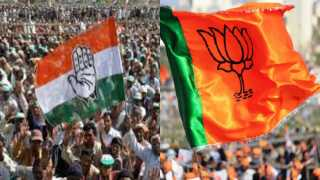 Marathi News National News BJP Congress gujarat himachal elections 2017