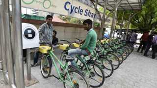 Cycle-Sharing