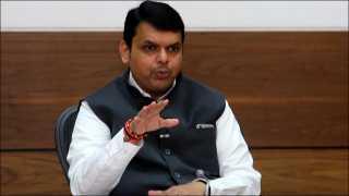 cm devendra fadanvis criticise on maratha morcha protesters