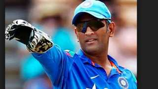 MS Dhoni Captains India In ODIs For The 200th Time