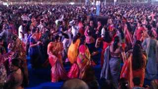 pride for the prestigious womens Navadurga award