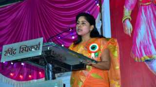 Pune News Bhigwan News Dr Preeti Patil