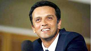 ICC inducts Rahul Dravid in the ICC Hall of Fame