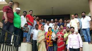 Ashwini Aswale elected unopposed Dy Sarpanch