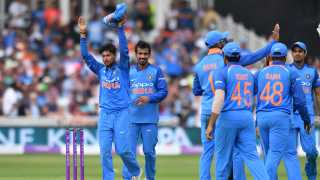 England vs India One Day Series