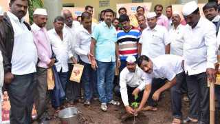 Green wari Campaign By Saam TV And Sahyadri Devrai Organization