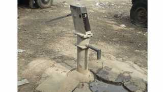 There is no water in handpump of Mohol Tehsil area