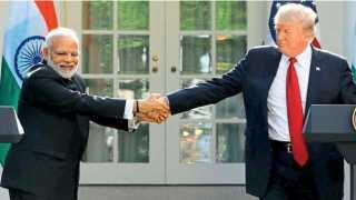 'सार्वकालीन मित्र' असलेला भारत आता अमेरिकेपासून दोन हात दूर अंतरावर आहे.