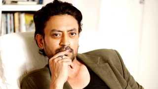 Irfan Khan out of 'gustakhiyan'