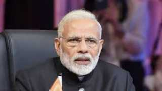 Prime Minister Modis popularity decreased by 3 lakh followers