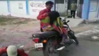 MP man forced to carry dead mother on bike after hospital refuses hearse