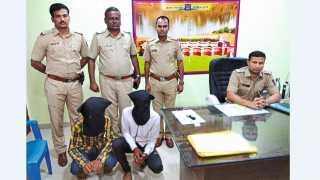 कऱ्हाड - विहेतील युवकाच्या खून प्रकरणात पोलिसांनी अवघ्या आठ तासांत संशयितांना अटक केली.