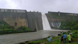 Panshet-Dam