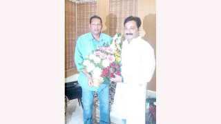 Chatrapati Sambhajiraje Meets Udayanraje Bhosale