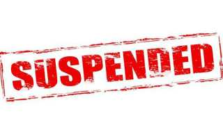 Proposal for Suspension Action on the Clerk and Executive Engineer