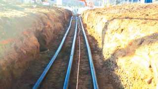 Underground-Wiring