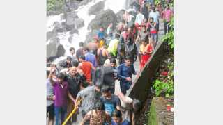 amboli tourist attraction Waterfalls