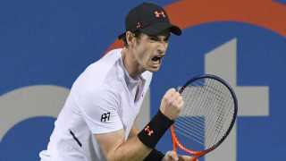 Andy Murray's return with the victory in Washington