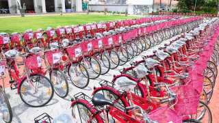Allocating bicycles for girls' education
