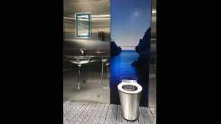 e-toilet